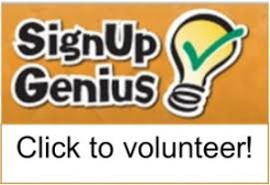 Sign Up Genius, Click to volunteer for the booster club.