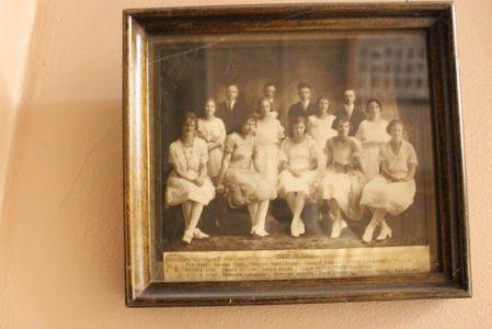 Wakefield Graduating Class of 1932