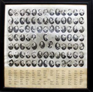Wakefield Graduating Class of 1938