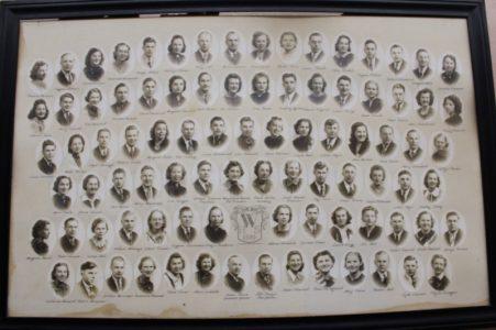 Wakefield Graduating Class of 1939