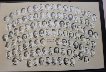 Wakefield Graduating Class of 1941