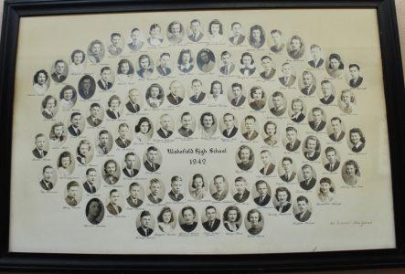 Wakefield Graduating Class of 1942