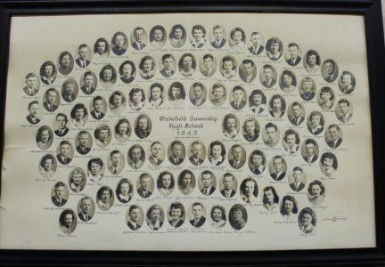 Wakefield Graduating Class of 1943