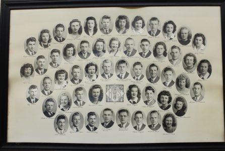 Wakefield Graduating Class of 1944