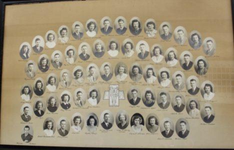 Wakefield Graduating Class of 1946