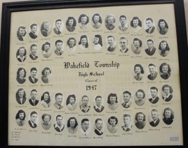 Wakefield Graduating Class of 1947
