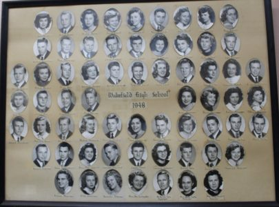 Wakefield Graduating Class of 1948