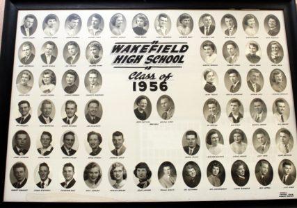 Wakefield Graduating Class of 1956