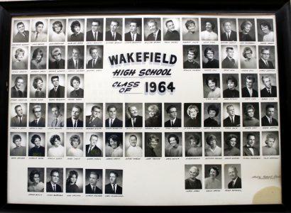 Wakefield Graduating Class of 1964