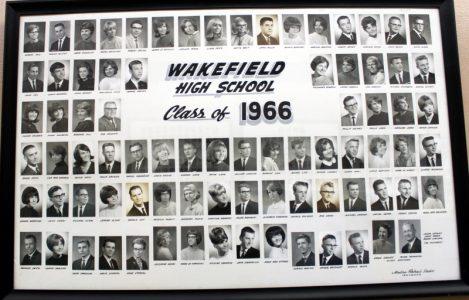 Wakefield Graduating Class of 1966