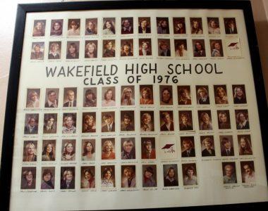 Wakefield Graduating Class of 1976