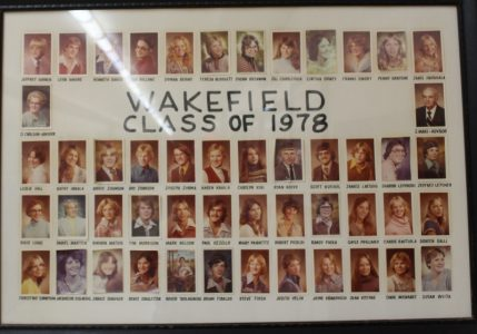 Wakefield Graduating Class of 1978