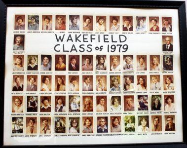Wakefield Graduating Class of 1979