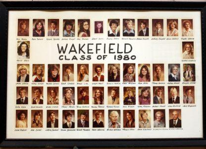 Wakefield Graduating Class of 1980