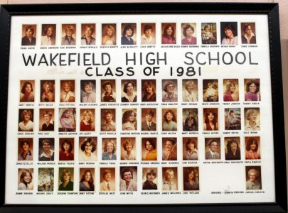 Wakefield Graduating Class of 1981