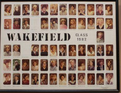 Wakefield Graduating Class of 1982