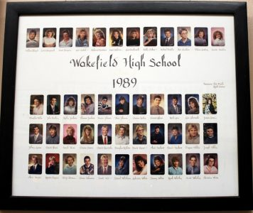 Wakefield Graduating Class of 1989