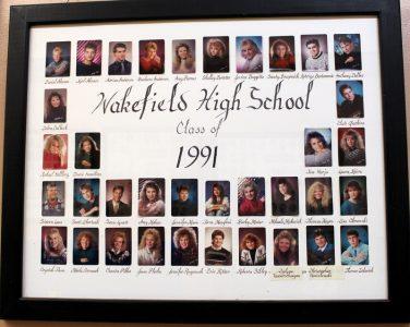 Wakefield Graduating Class of 1991