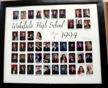 Wakefield Graduating Class of 1994