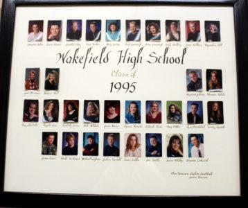 Wakefield Graduating Class of 1995