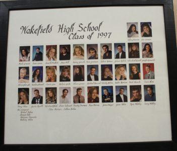 Wakefield Graduating Class of 1997