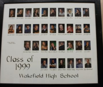 Wakefield Graduating Class of 1999