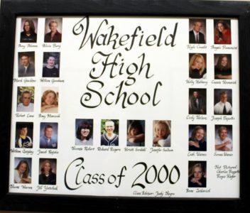 Wakefield Graduating Class of 2000