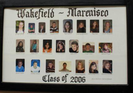 Wakefield-Marenisco Graduating Class of 2006