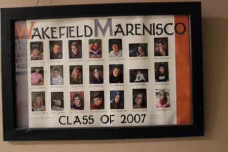 Wakefield Marenisco Graduating Class of 2007