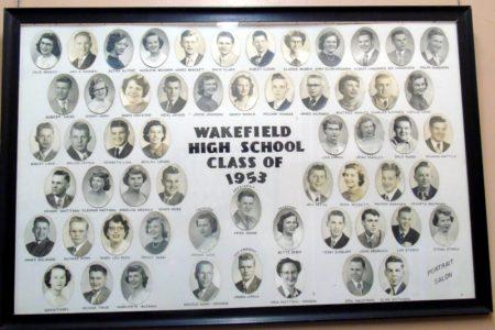 Wakefield Graduating Class of 1953