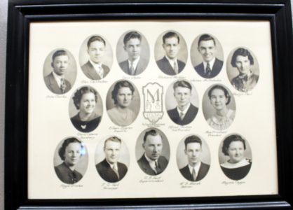 Marenisco Graduating Class of 1936
