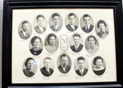 Marenisco Graduating Class of 1936