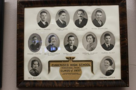 Marenisco Graduating Class of 1937