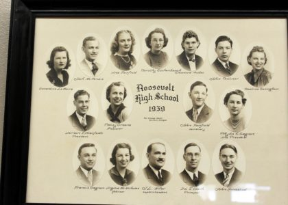 Marenisco Graduating Class of 1939