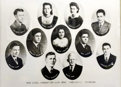 Marenisco Graduating Class of 1943