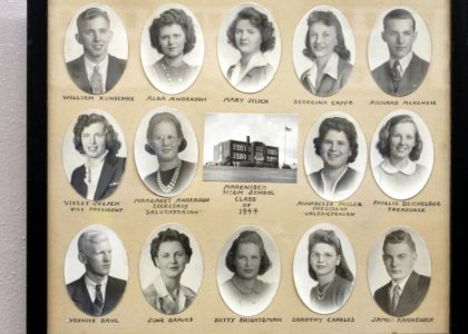 Marenisco Graduating Class of 1944