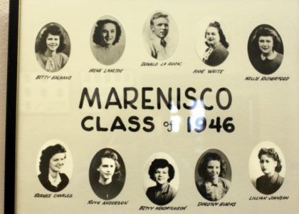 Marenisco Graduating Class of 1946