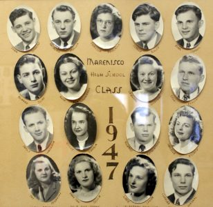 Marenisco Graduating Class of 1947