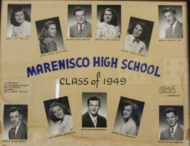 Marenisco Graduating Class of 1949