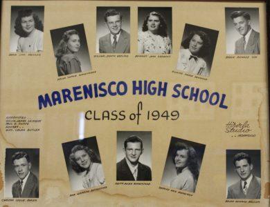 Marenisco Graduating Class of 1949
