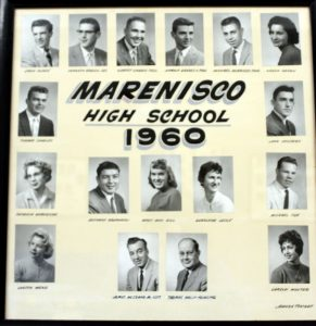 Marenisco Graduating Class of 1960