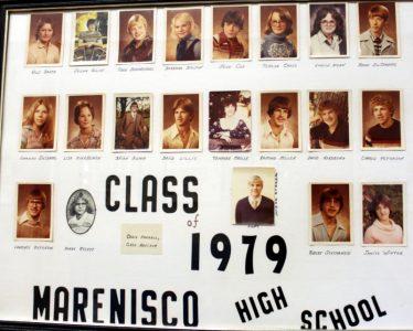 Marenisco Graduating Class of 1979