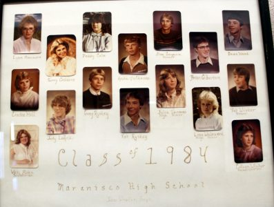 Marenisco Graduating Class of 1984
