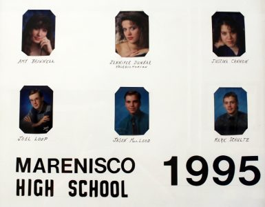Marenisco Graduating Class of 1995