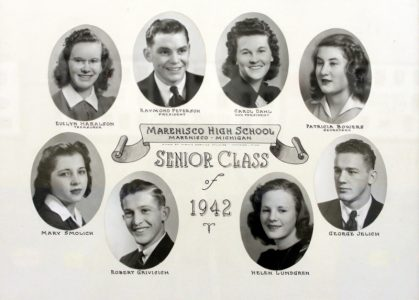 Marenisco Graduating Class of 1942