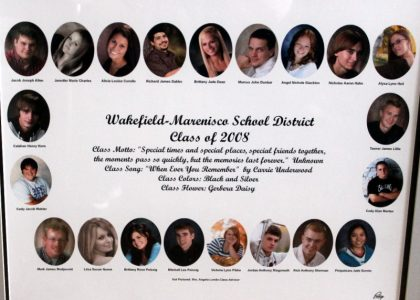 Wakefield-Marenisco Graduating Class of 2008