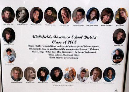 Wakefield-Marenisco Graduating Class of 2008