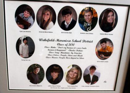 Wakefield-Marenisco Graduating Class of 2010