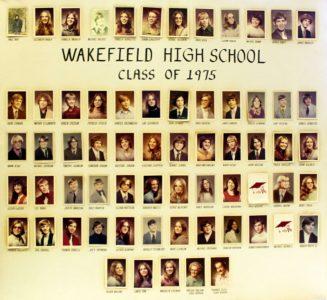 Wakefield Graduating Class of 1975