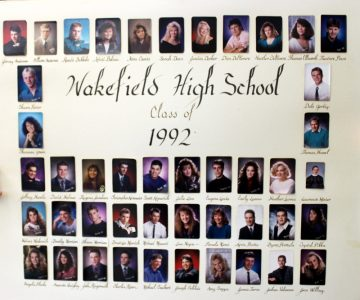 Wakefield Graduating Class of 1992